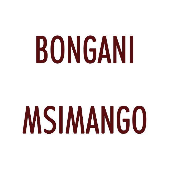 Bongani Msimango